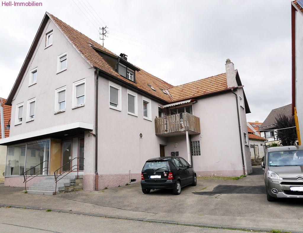 Immobilien Münsingen Großes älteres Wohnhaus Zum Wohnen Und